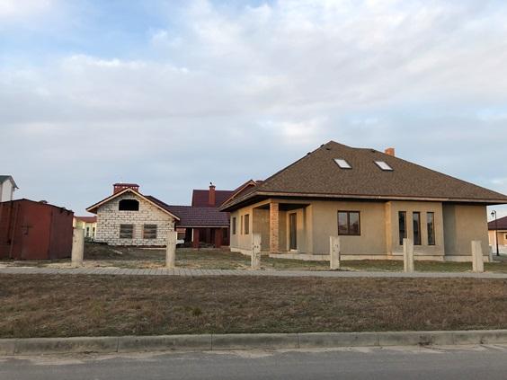 Загородные дома в Беларуси