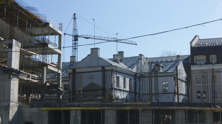 Рынок жилой недвижимости затаился