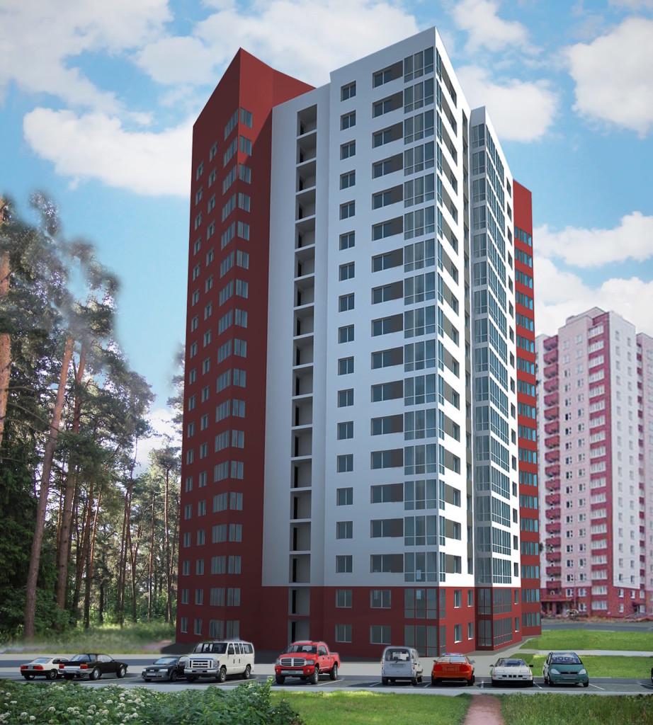 В продаже 1-комнатные квартиры 30 и 40 кв.м. с полной отделкой