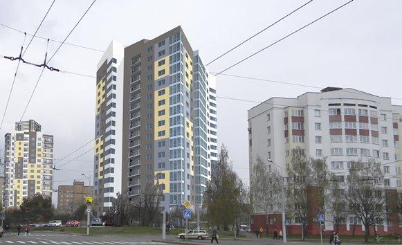 Квартиры в новостройках в Минске