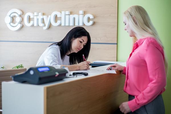 CityClinic в каменной горке на Жиновича 21 в Минске