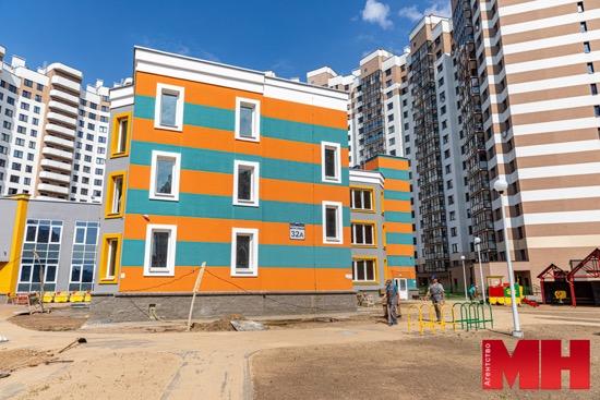 Детский сад в ЖК Минск-Мир