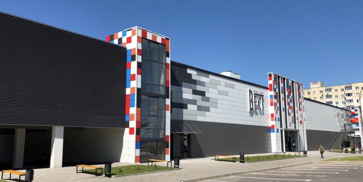 ТЦ в Солигорске