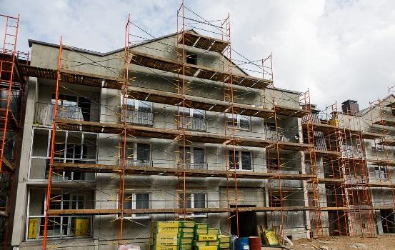 В Минске «МАПИД» достраивает трехэтажки в английском стилеКупить квартиру в новостройке в Минске