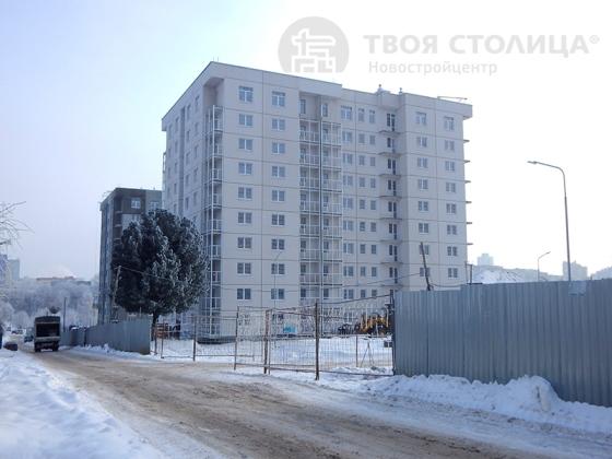 Жилой комплекс Брестский в Минске