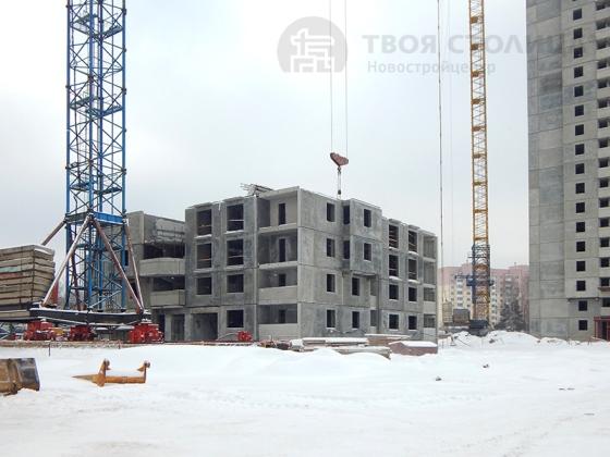 Жилой комплекс Мармелад в Минске