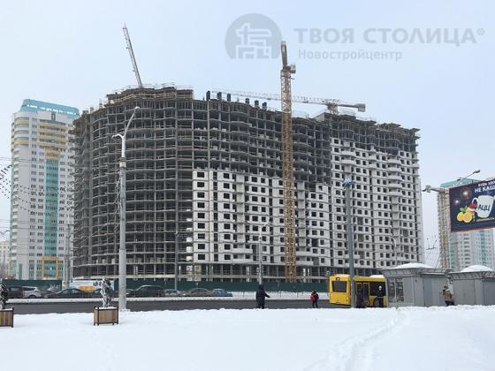 Жилой комплекс Петровщина в Минске
