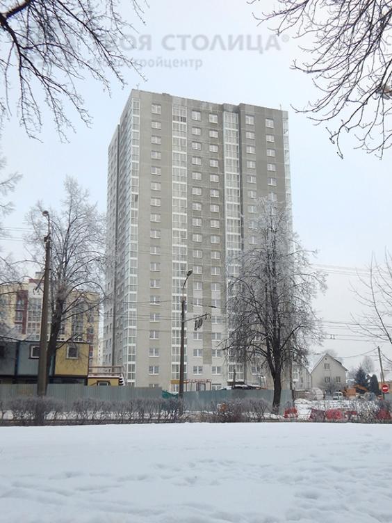 Жилой комплекс Разинский в Минске