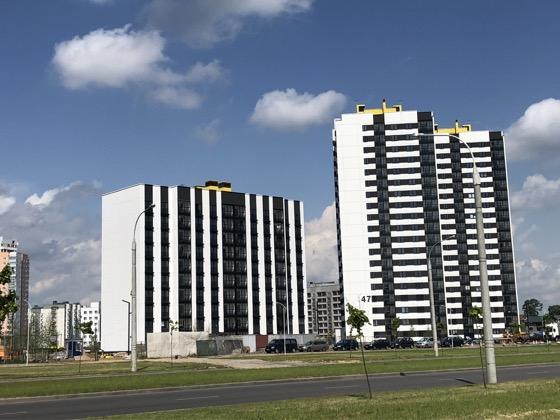 Строительные нормы в Беларуси