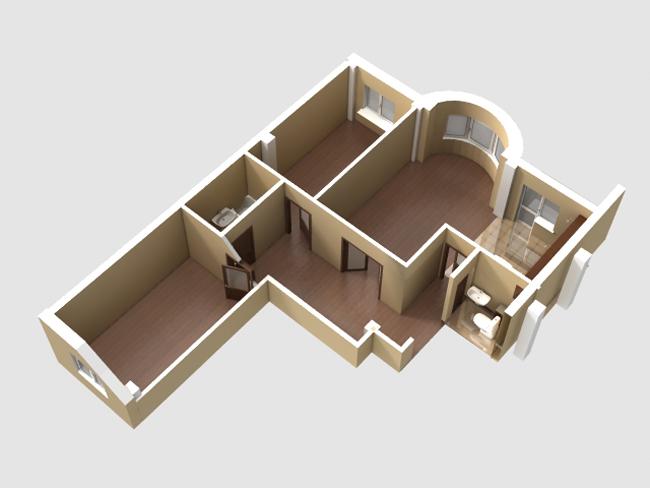 Высота потолков в доме